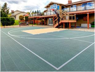 Sports Court Installations Malden MA
